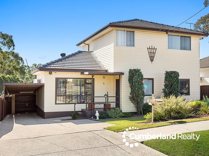 5 ASH STREET, Greystanes, NSW 2145