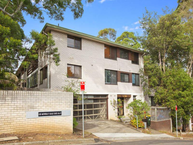 20/438 Mowbray Road, Lane Cove North, NSW 2066