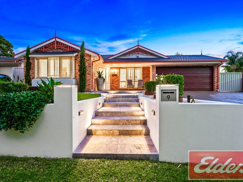9 Lady Jamison Drive, Glenmore Park, NSW 2745