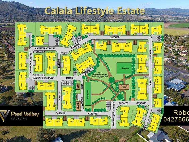 . CALALA LIFESTYLE ESTATE - Torrens Title Villas, Tamworth, NSW 2340