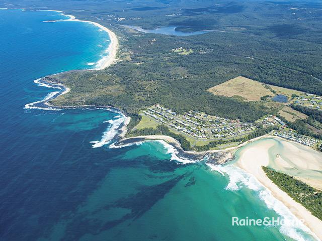 Lots 601-618 Seaside Land Release - Stage 6, Dolphin Point, NSW 2539