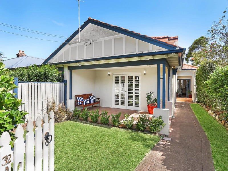 32A Glover Street, Mosman, NSW 2088