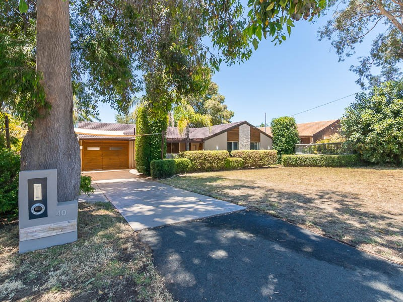 40 COCKMAN ROAD, Greenwood, WA 6024