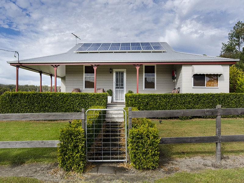 1178 WOOLI ROAD, Pillar Valley, NSW 2462
