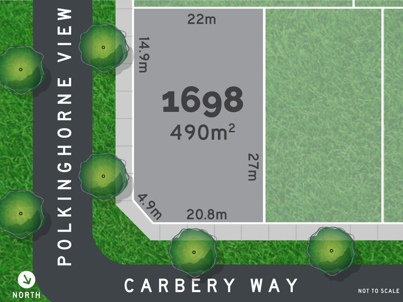 Lot 1698, Carbery Way, Lucas, Vic 3350