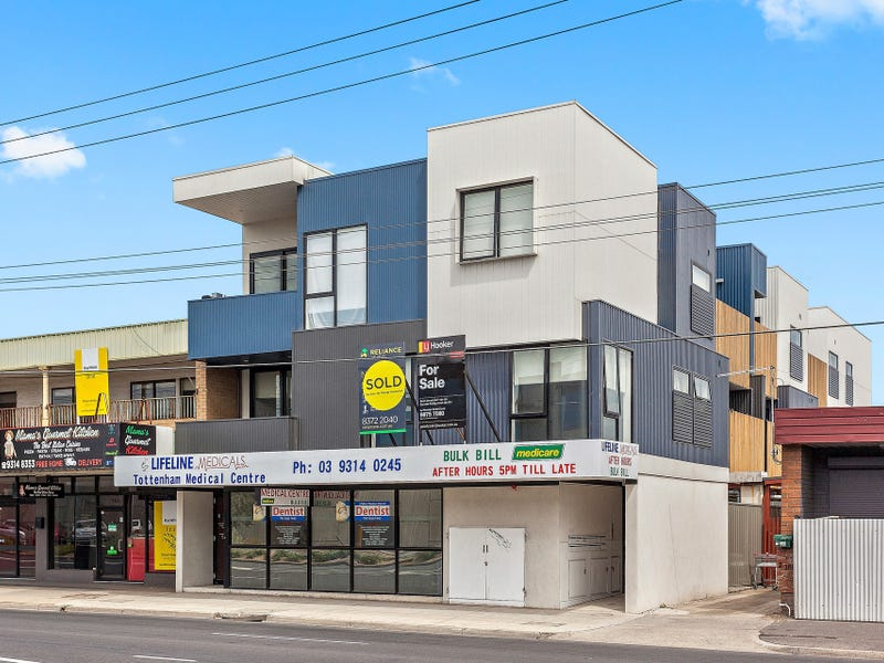 3/165 Sunshine Road, West Footscray