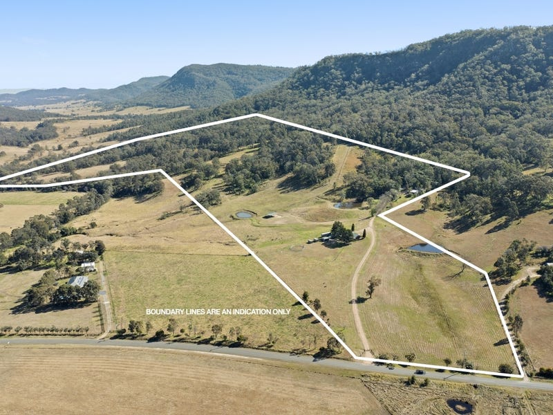 331 Lambs Valley Road, Lambs Valley, NSW 2335