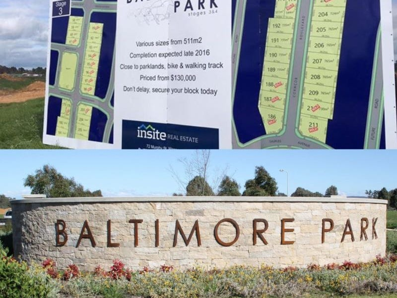 Lot 209, Baltimore Park Estate, Wangaratta, Vic 3677