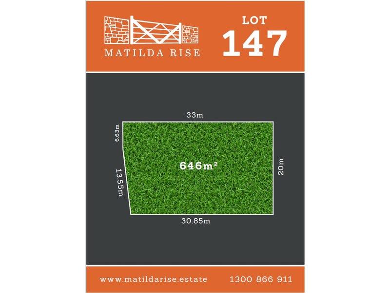 Lot 147, Matilda Way (Boulevard), Mount Barker, SA 5251