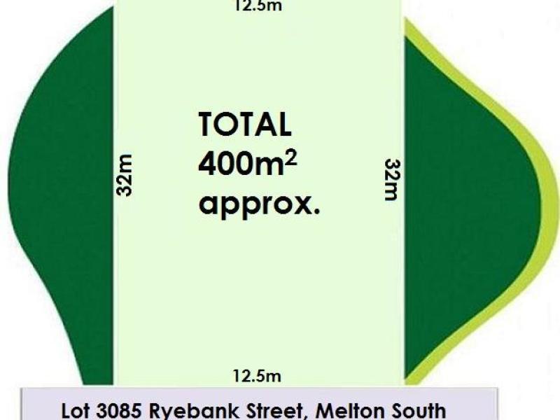 Lot 3085 Ryebank Street, Melton South, Vic 3338