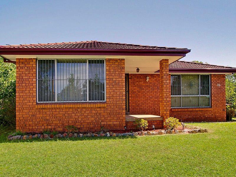 39 Tallagandra Drive, Quakers Hill, NSW 2763