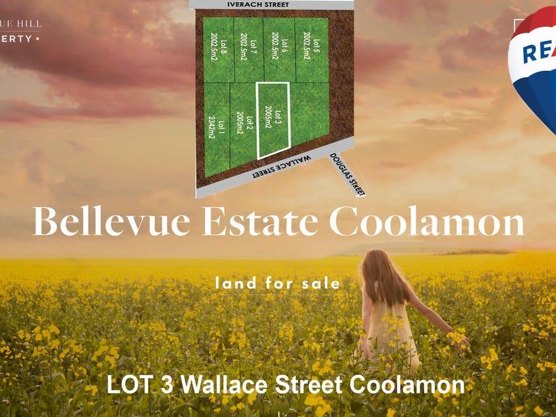 Lot 3 Wallace Street, Coolamon