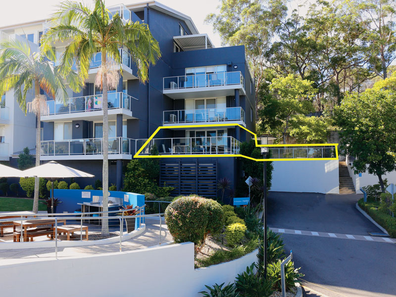 55/1A Tomaree Street, Nelson Bay, NSW 2315 - Serviced ...