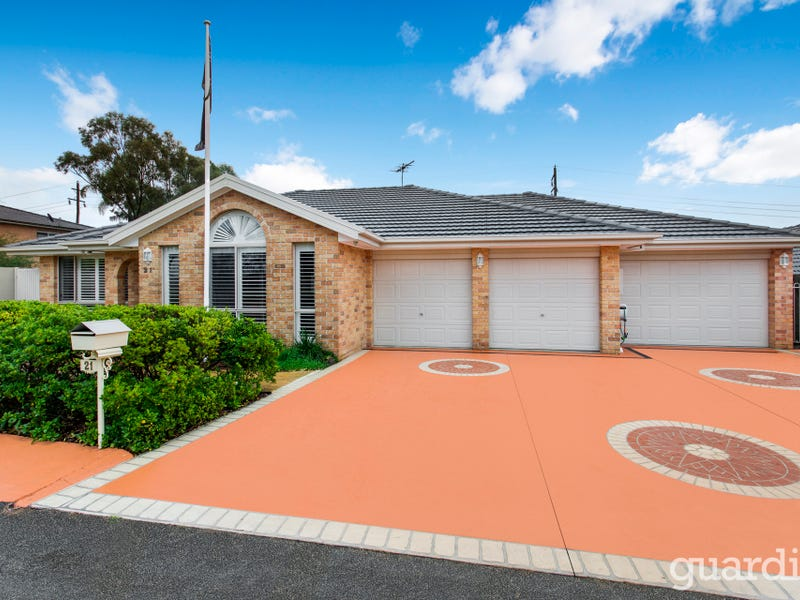 21 Perseus Circuit, Kellyville, NSW 2155