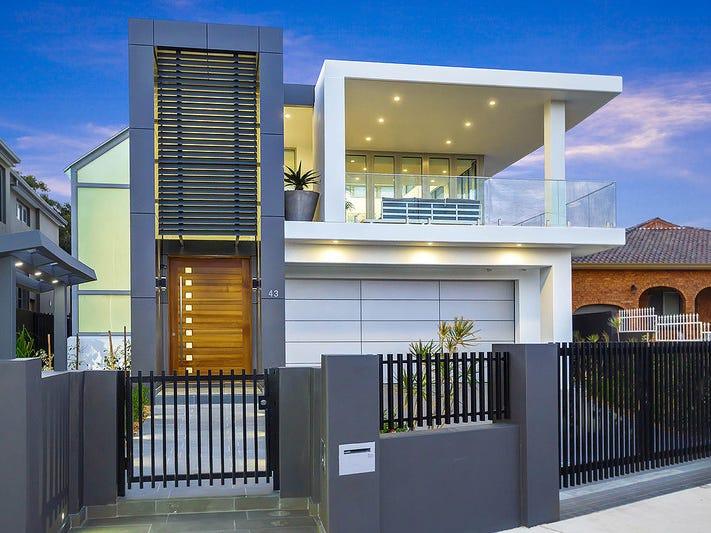 43 Barnstaple Road, Five Dock, NSW 2046
