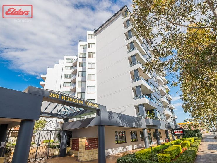 22/208 Pacific Highway, Hornsby, NSW 2077