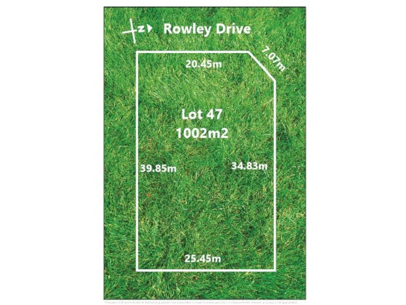 Lot 47, Rowley Drive, Winchelsea, Vic 3241