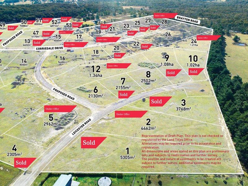 Lot 3 Betley Park Estate, Corridale Road, Marulan, NSW 2579