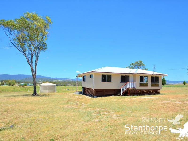 25 Bents Road, Ballandean, Qld 4382