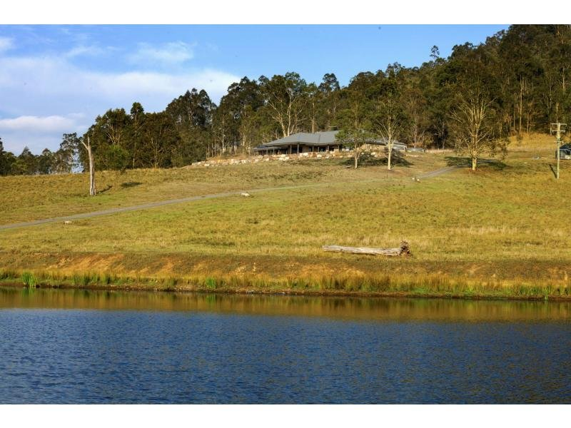 1596 Maitland Vale Road, Lambs Valley, NSW 2335