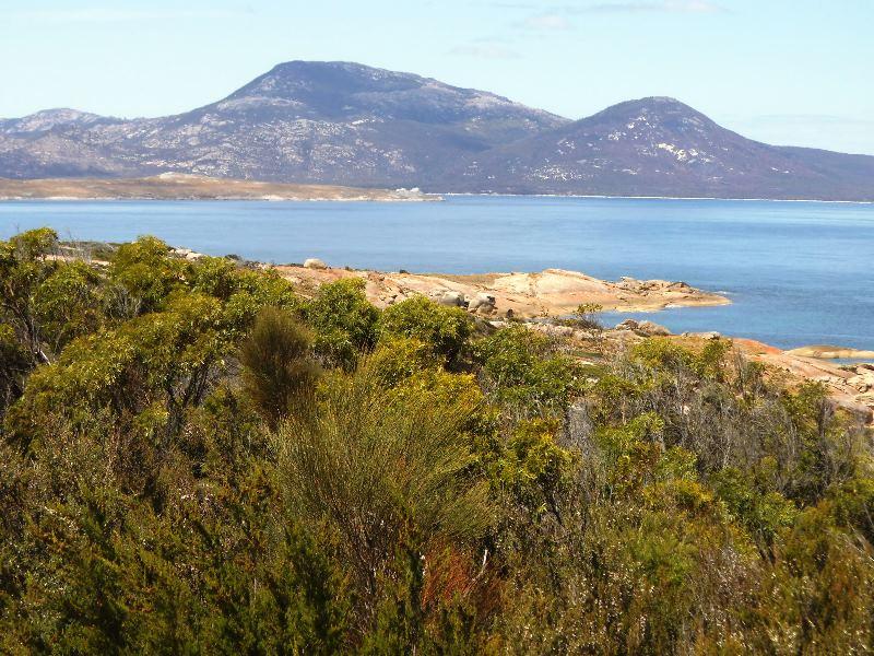 . Big River Road, Sarah Blanche Point, Loccota, Tas 7255