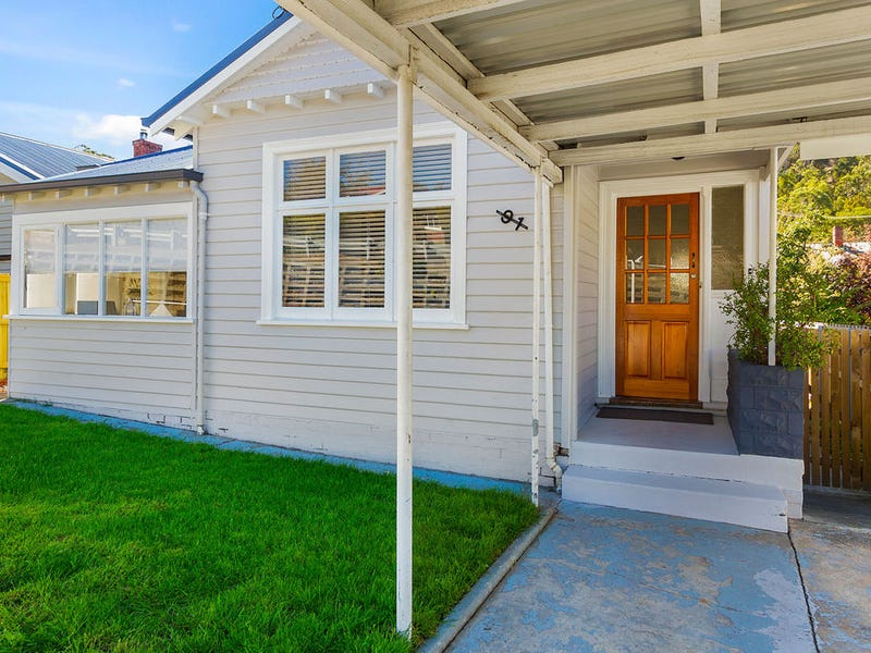 91 Letitia Street, North Hobart, Tas 7000