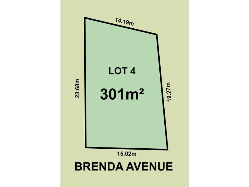 Lot 4, 30 Brenda  Avenue, Gilles Plains