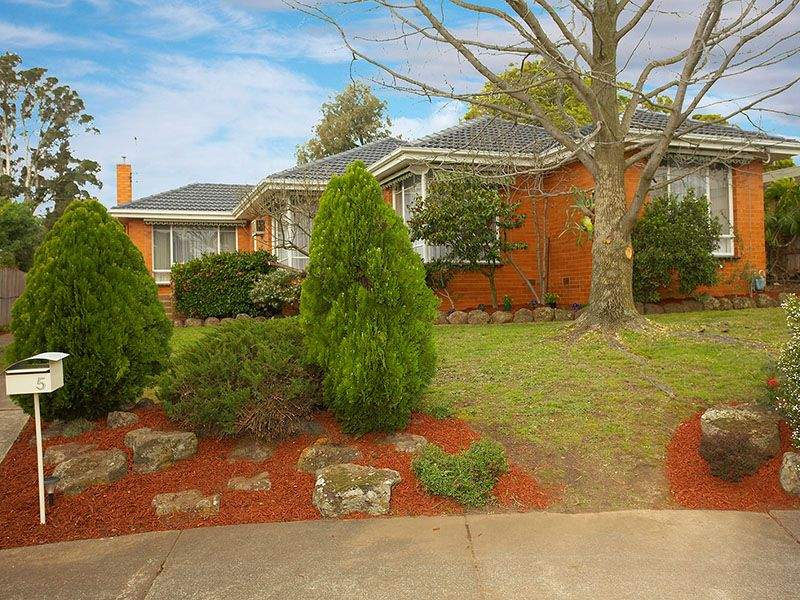 5 Lilac Court, Mount Waverley, Vic 3149