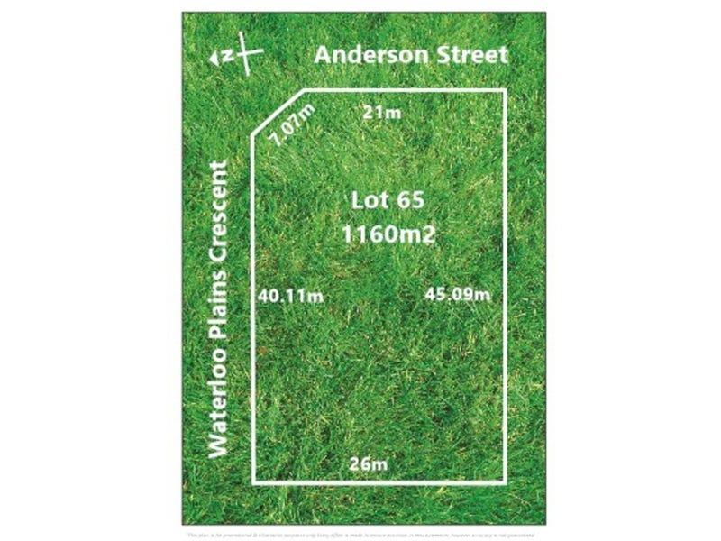 Lot 65, Waterloo Plains Crescent, Winchelsea, Vic 3241