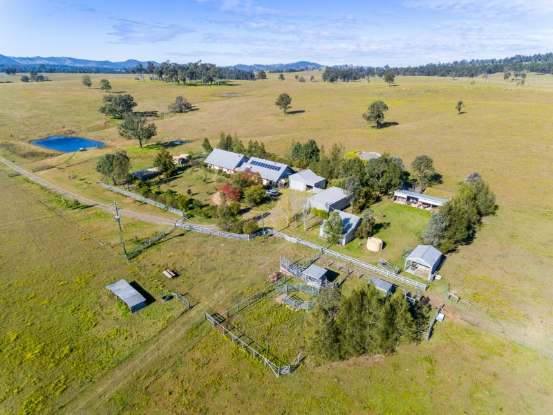4055 Clarence Town Road, Dungog, NSW 2420