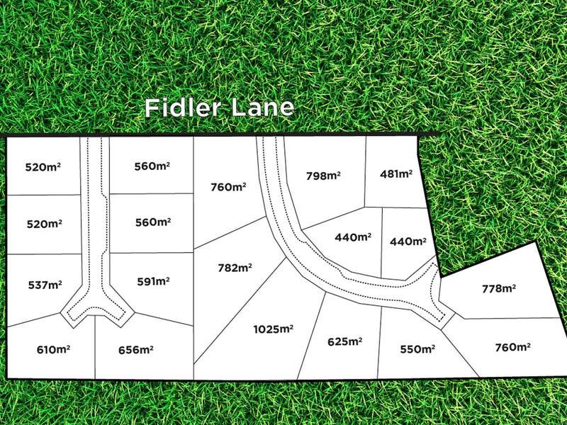 Lot 61, Fidler Lane, Wistow