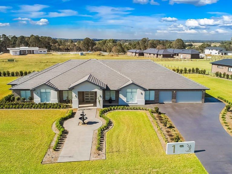 1 Humewood Place, Luddenham, NSW 2745
