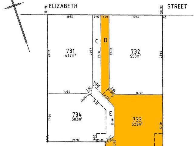 Lot 733, 8a Elizabeth Street, Tanunda, SA 5352