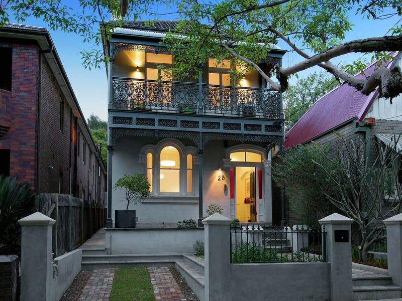 20 Kensington Road, Summer Hill, NSW 2130