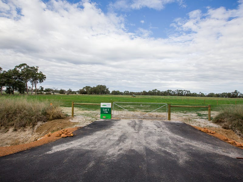 P L1 Proposed Lot 1 Garvey Road, Dardanup West, WA 6236