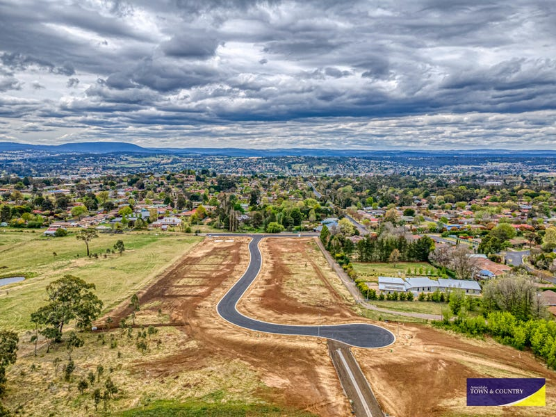 Lot 17 The South Hill, Armidale, NSW 2350