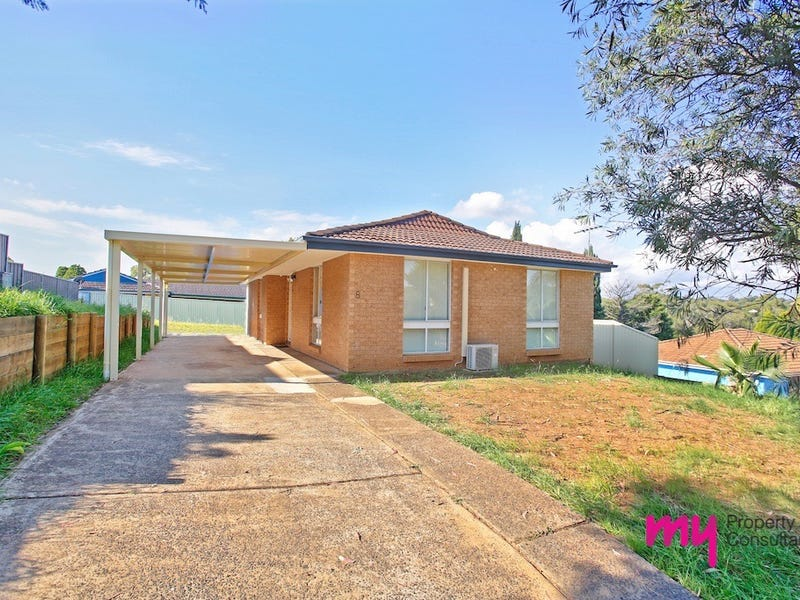 8 Gaspard Place, Ambarvale, NSW 2560