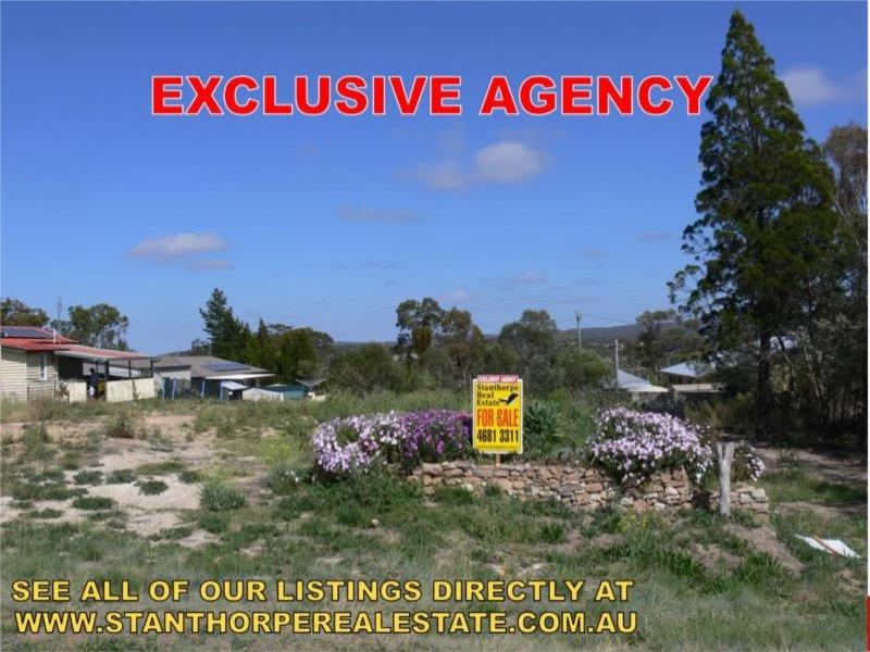 Lot 191-192 Sanderson Road, Stanthorpe, Qld 4380