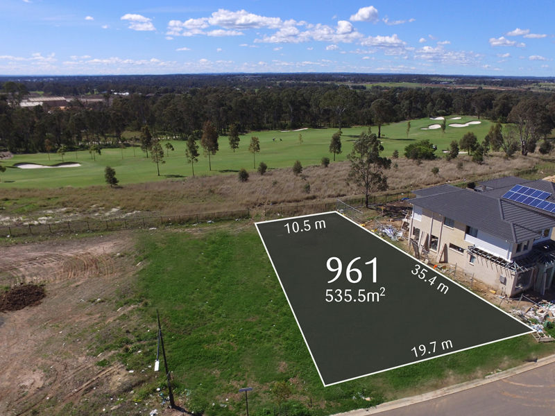 Lot 961 Sunningdale Drive, Colebee, NSW 2761