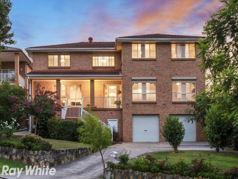 44 Crestwood Drive, Baulkham Hills, NSW 2153