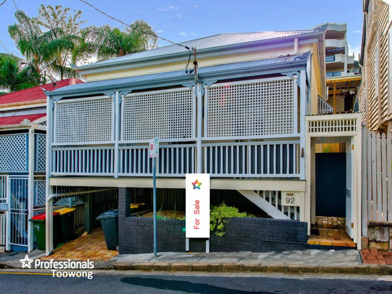 Rogers st spring hill qld 4000 sold property prices for 101 wickham terrace spring hill