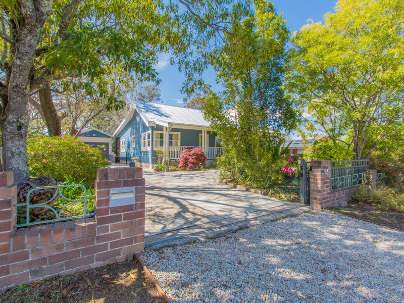 14 Russell Avenue, Valley Heights, NSW 2777