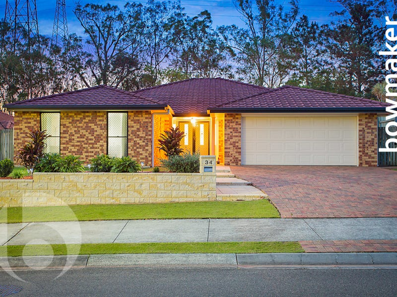 34 Warrego Crescent, Murrumba Downs, Qld 4503