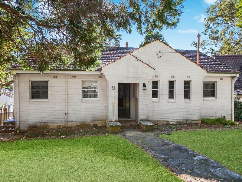 9 Rawson Crescent, Pymble, NSW 2073