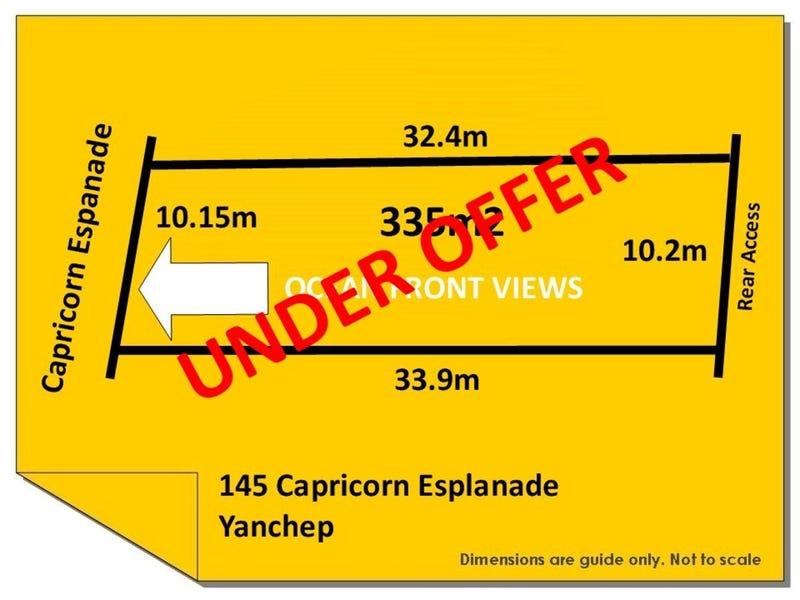 145 Capricorn Esplanade, Yanchep, WA 6035