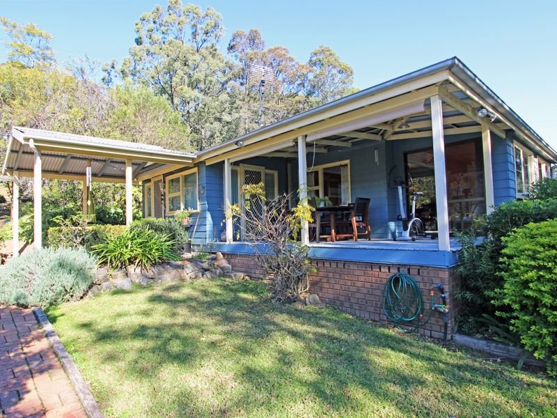 100 Leiberts Lane, Brunkerville, NSW 2323