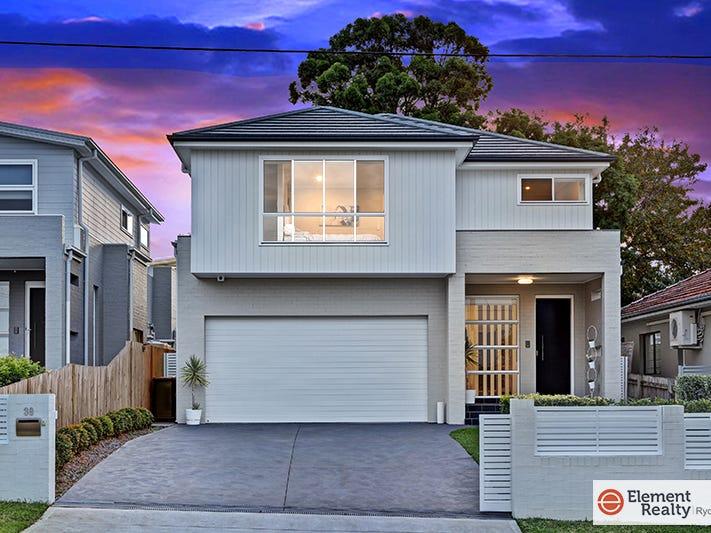 38 Gammell Street, Rydalmere, NSW 2116