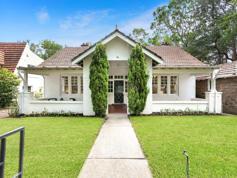 46 Rosedale Road, Gordon, NSW 2072