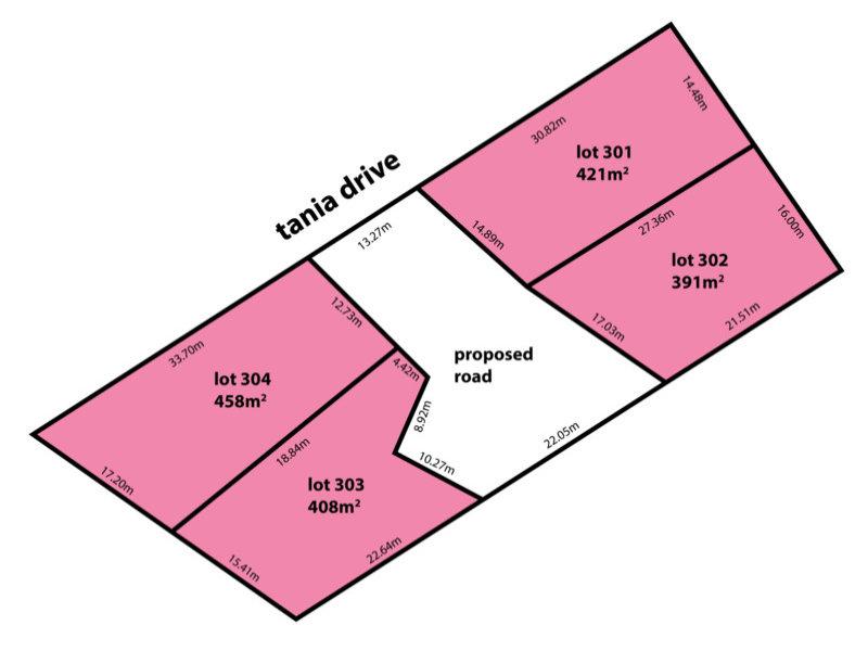 Lot 299 Tania Drive, Aberfoyle Park, SA 5159