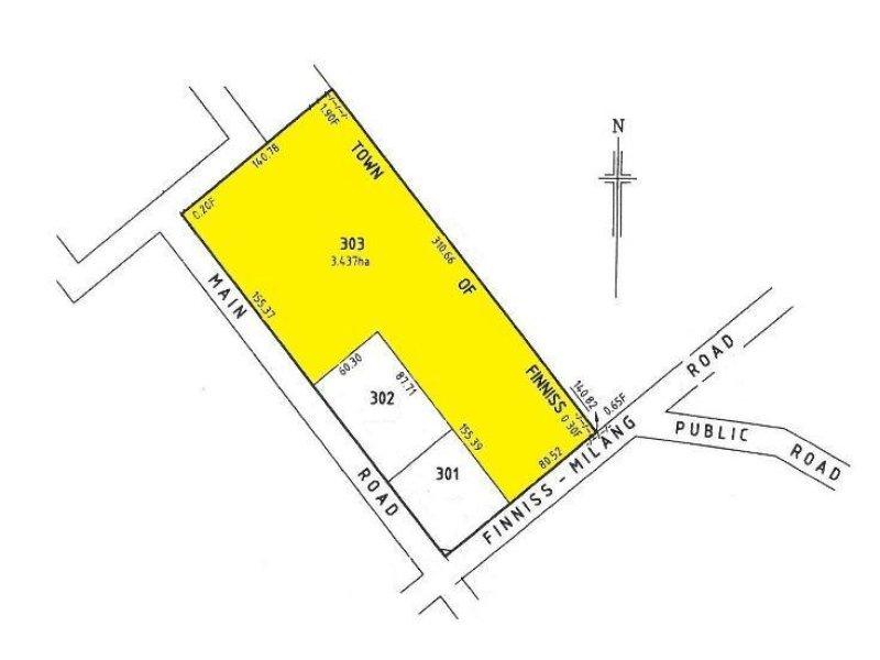 Lot 303 Main Road, Finniss, SA 5255